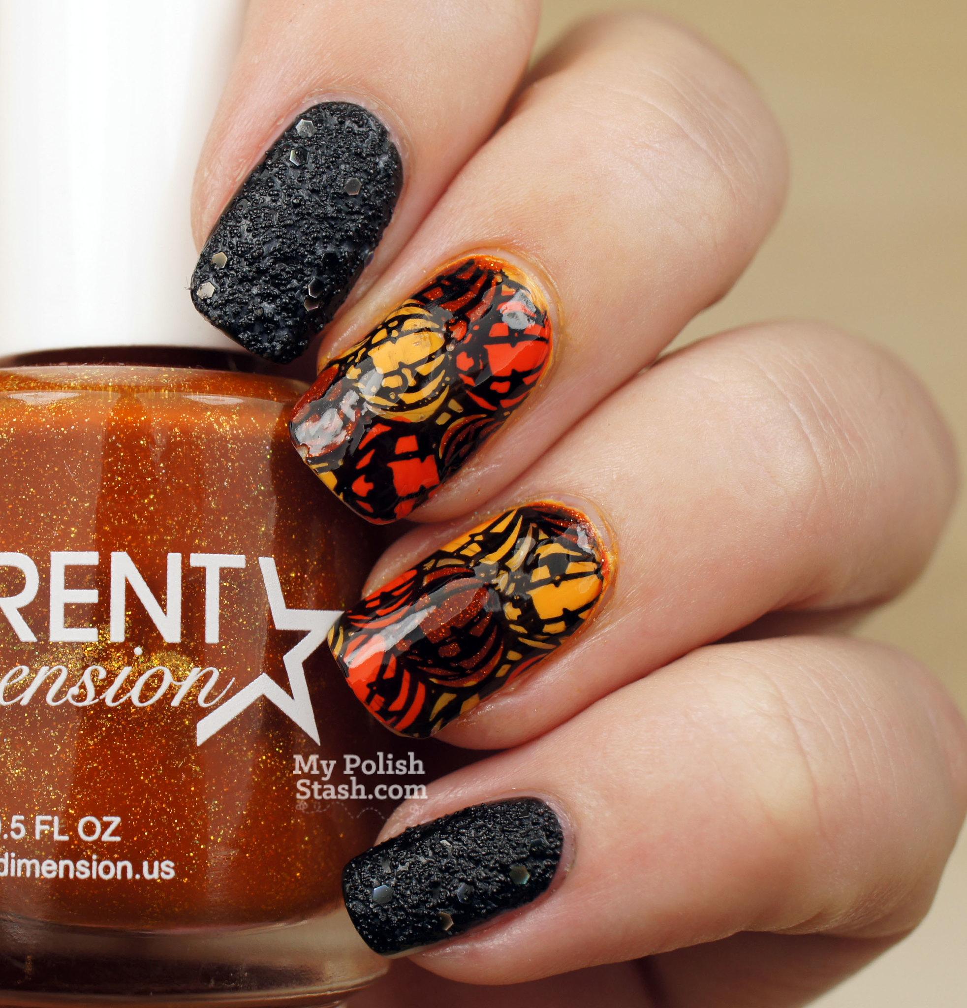 halloween-nails-pumpkins-4