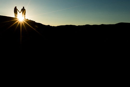 blue sunset portraits canon colorado photographer adventure aspen elopement independencepass 1dx
