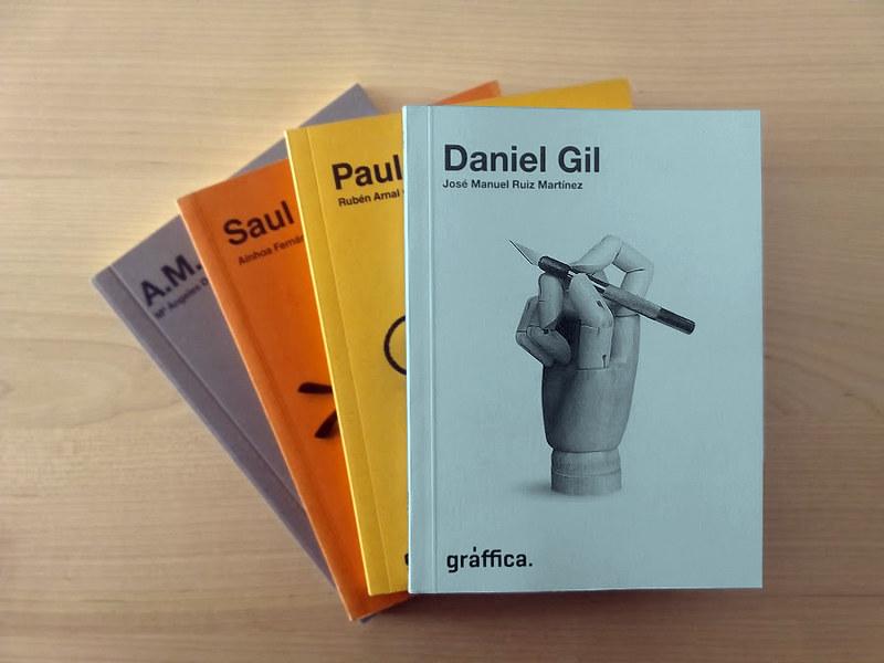 Daniel Gil - Biblioteca Gràffica