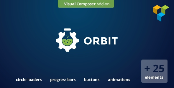 CodeCanyon Orbit v1.6 - Visual Composer Addon Extension