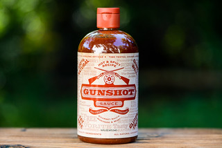 Sauced: Gunshot Sauce: Hot & Spicy Recipe & Giveaway