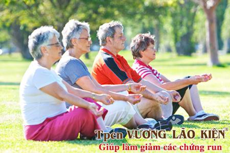 Yoga giúp giảm các triệu chứng khi bệnh Parkinson tiến triển nặng dần