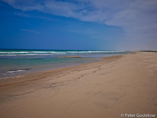 Beach in Berbera