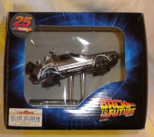 Back to the Future - Trilogy - Merchandising - 2