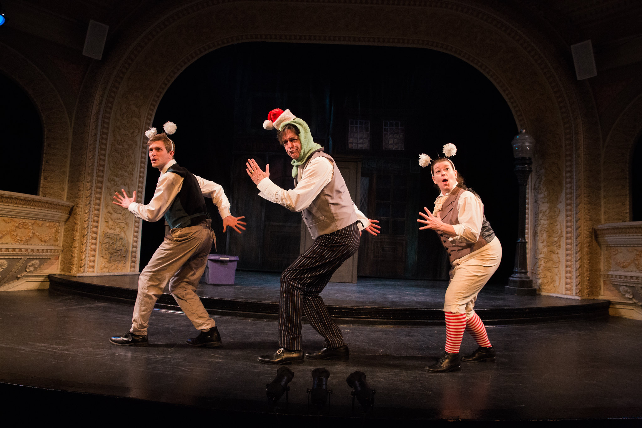 The Theater at Monmouth – Every Christmas Story Ever Told…(and ...