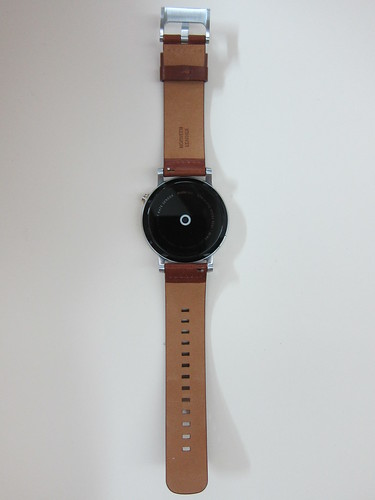 Moto 360 (2nd Gen) - Back