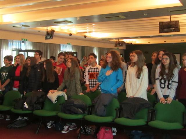 """Casamassima-Rotary Club  """"Tutela, promozione ed evoluzione dei diritti umani"""" (1)"""