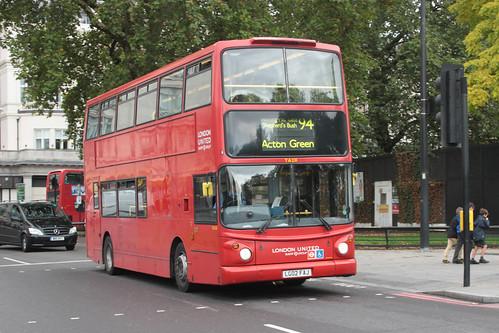 London United TA231 LG02FAJ