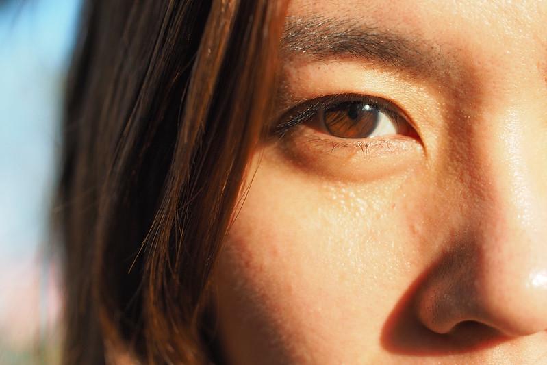 Eyes|中一光學 25mm f/0.95