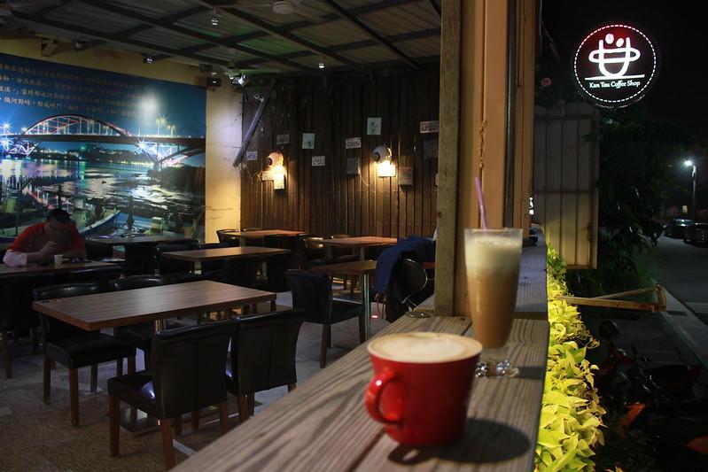 甘答門重機咖啡館 (3)