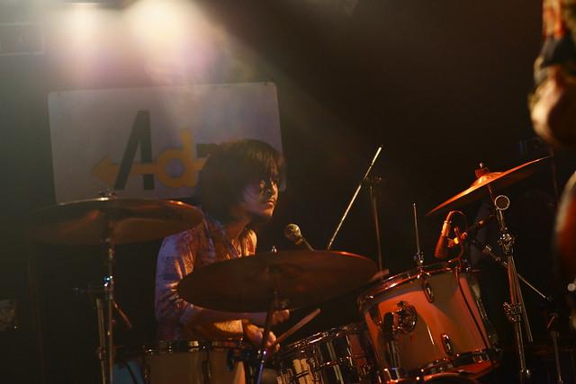 ROSE HIP GARDEN live at Adm, Tokyo, 18 Dec 2015. 289