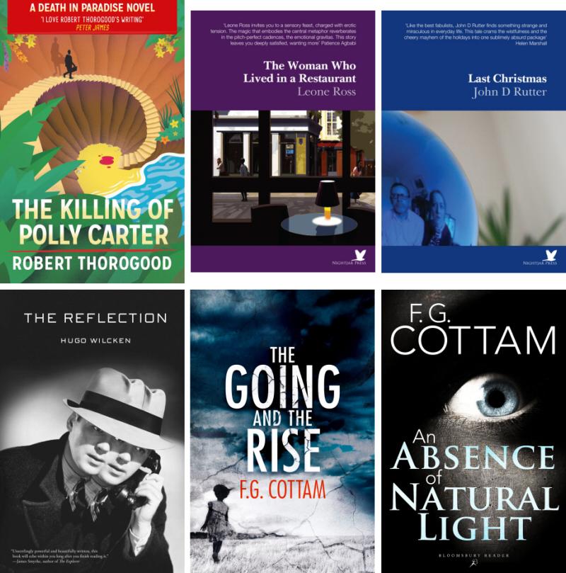 December 2015 books
