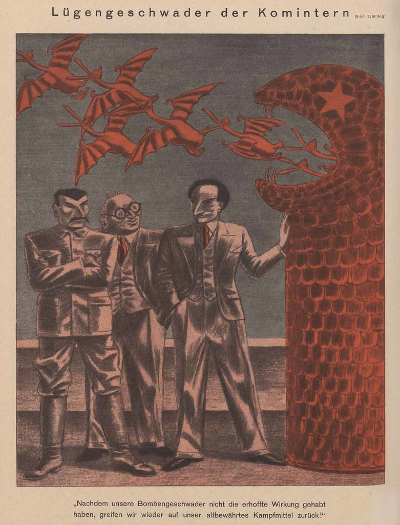 Erich Schilling - Lies Squadron Of The Comintern, 1937