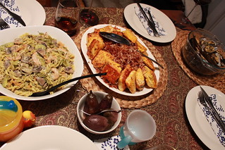 Dinner @ S&R\'s