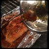 #Homemade #MapleGlazed #salmon #CucinaDelloZio - drizzle last of marinade 5 min b4 done