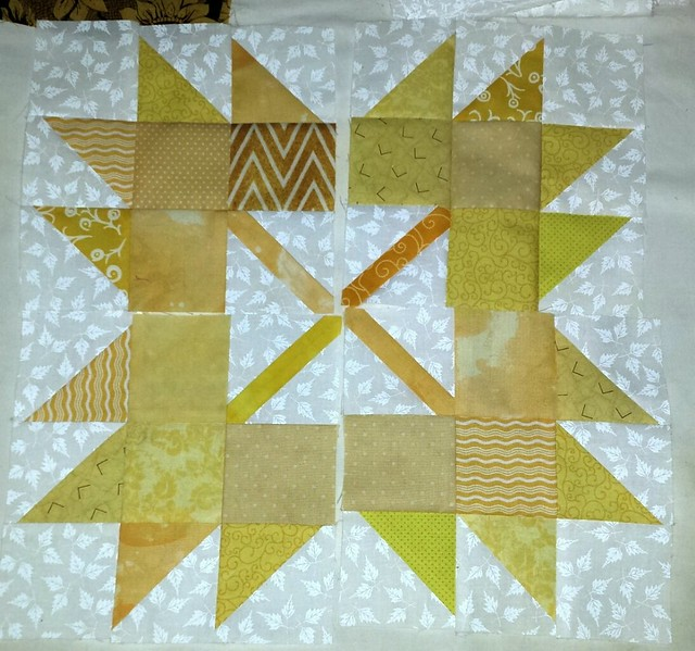 Autumn Jubilee 2016 - Block #1 - Leaves