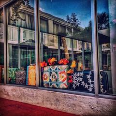 Luggage, ready to go #aov #artofvisuals #365project #luggage #window #reflections #reflection #travel #igsanantonio #igsanantoniotexas