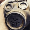 #WW2 era #gasmask from air show yesterday
