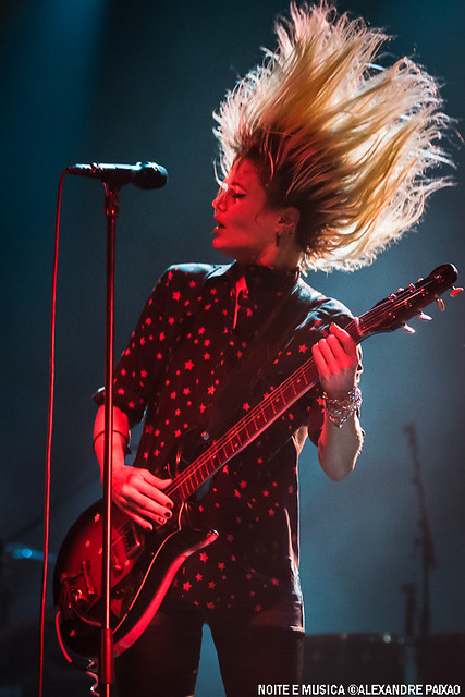 The Kills - Coliseu de Lisboa '16