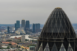Over The Gherkin...