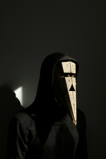 PEEKABOO MASK - WILLPOWER STUDIOS