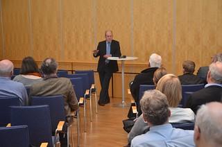 Seminarium med Frank Renton