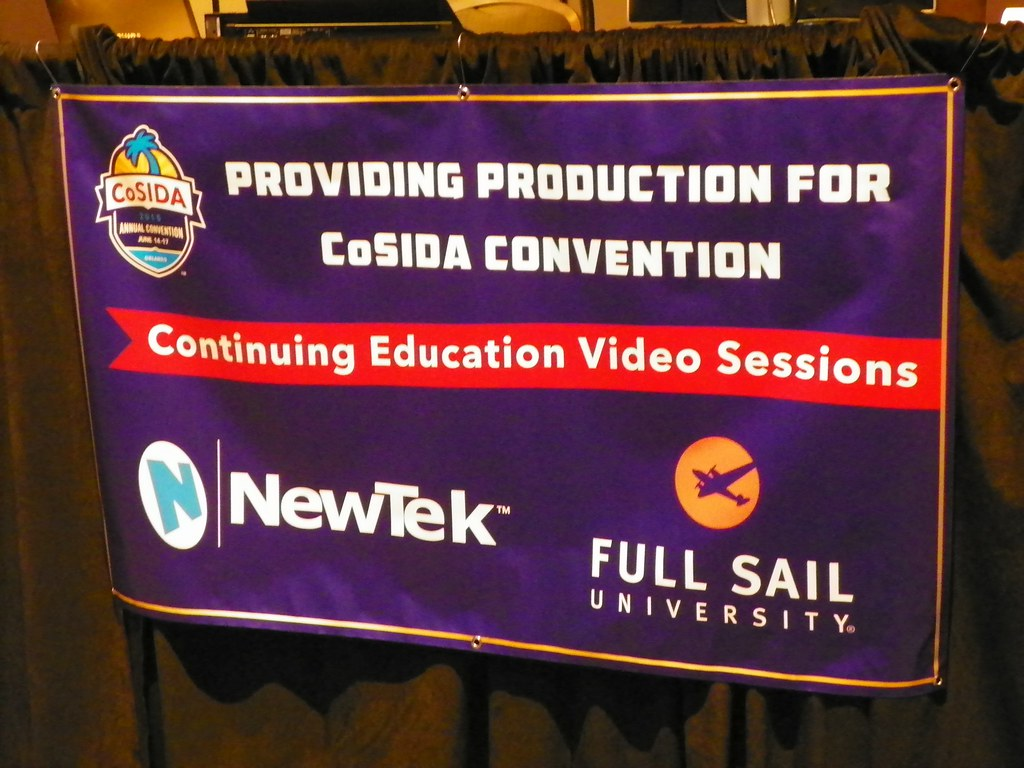 Show Production Students Provide Production Support at CoSIDA Convention