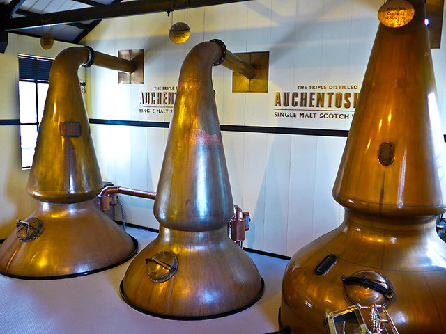 photo - Stills, Auchentoshan Distillery