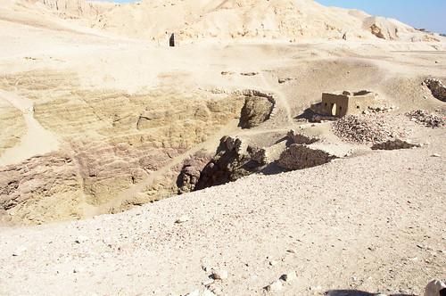 The Great Pit at Deir el Medina