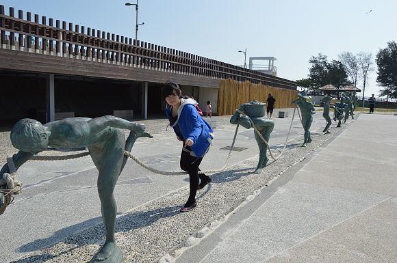 東石漁人碼頭34