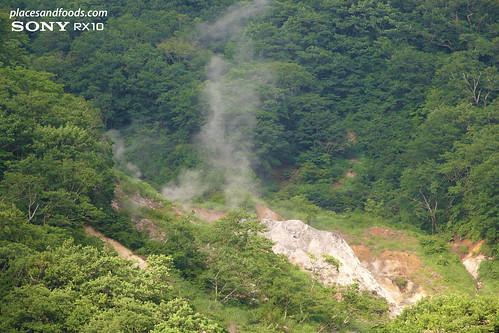 kuroyu onsen mountain onsen