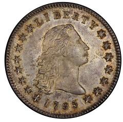 Lord St. Oswalld 1795 Dollar