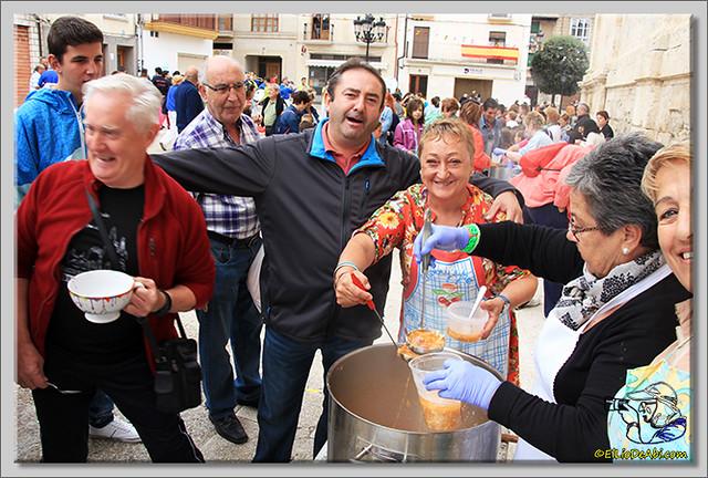 Briviesca en Fiestas 2.015 Segundo encierro Sopas de ajo y encierro infantil (13)