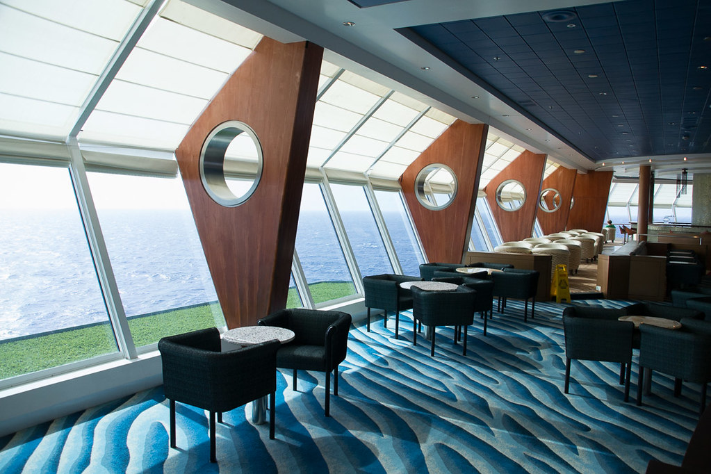 Bars and Restaurants on Celebrity Constellation