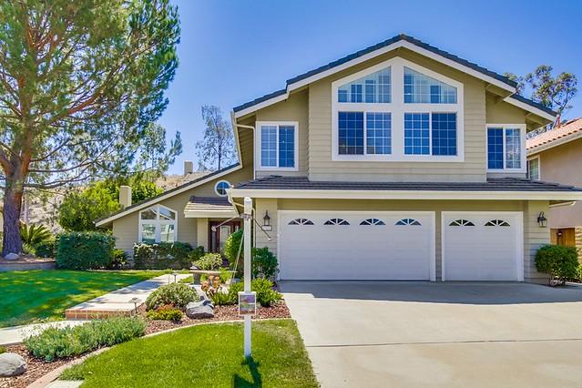 9980 Rue Biarritz, Chantemar, Scripps Ranch, San Diego, CA 92131