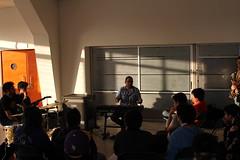 Clínica de jazz para estudiantes e invitados del Teatro Municipal