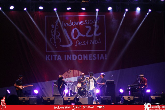 Indonesian Jazz Festival 2015 - Laidthis Nite(1)