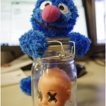 And what is Grover bring to Show-n-Tell today?