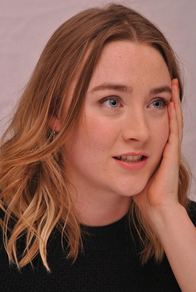 Сирша Ронан — Пресс-конференция «Бруклин» на «TIFF» 2015 – 36