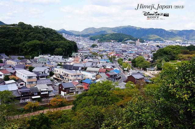 Japan - Himeji Castle 06