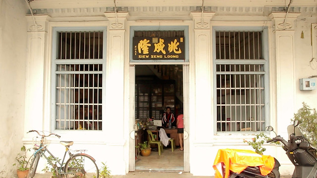 MEDICAL HALL • Traditional Chinese Medicine Shop • George Town • MALAYSIA-4