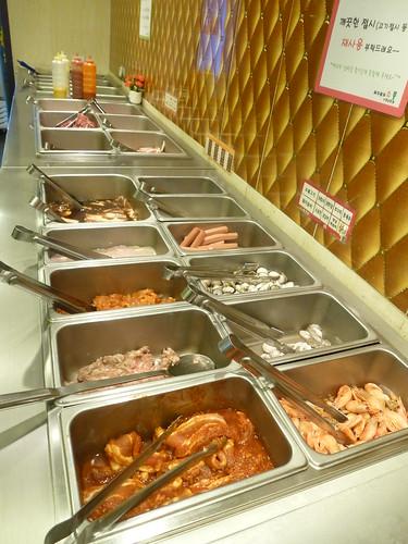 Co-Bouffe 7-Suwon-Resto buffet (4)