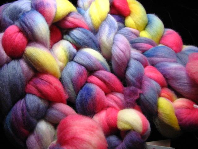 Saturniidae August 2015 Tiger Club - Polwarth Wool