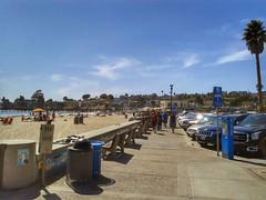 Capitola Beach, September 2015