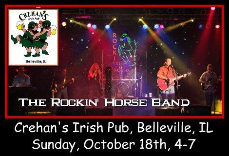 The Rockin' Horse Band 10-18-15