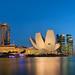 Singapore Marina Bay by arfromqatar