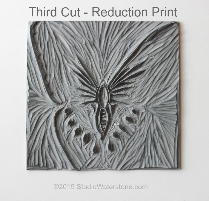 52 Weeks of Print: 33/52 third cut