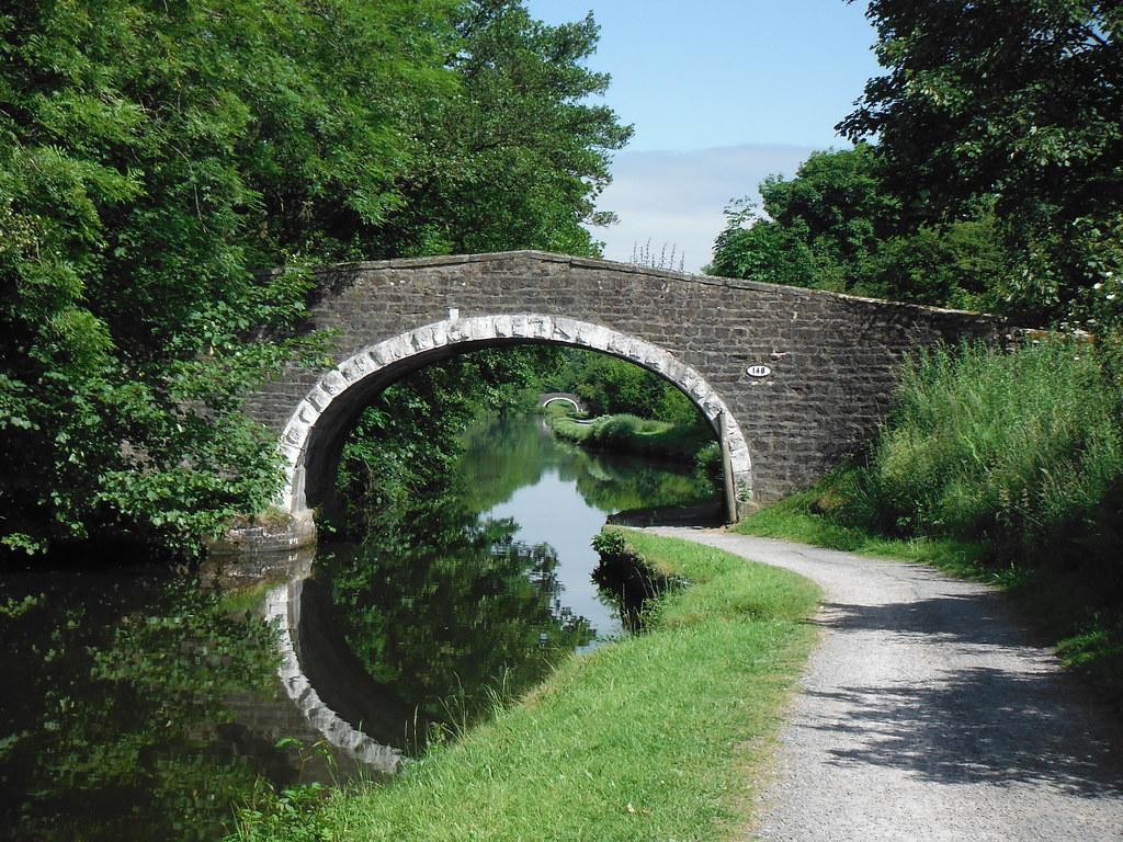 Between Salterforth and Foulridge, Lancashire