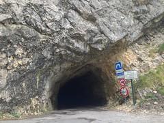 Not so safe road detour
