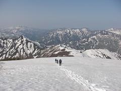 Mount Mijo north
